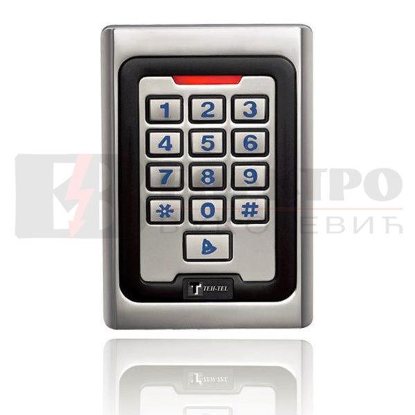 Čitač – šifrator metalni vodootporni K9 – IP68
