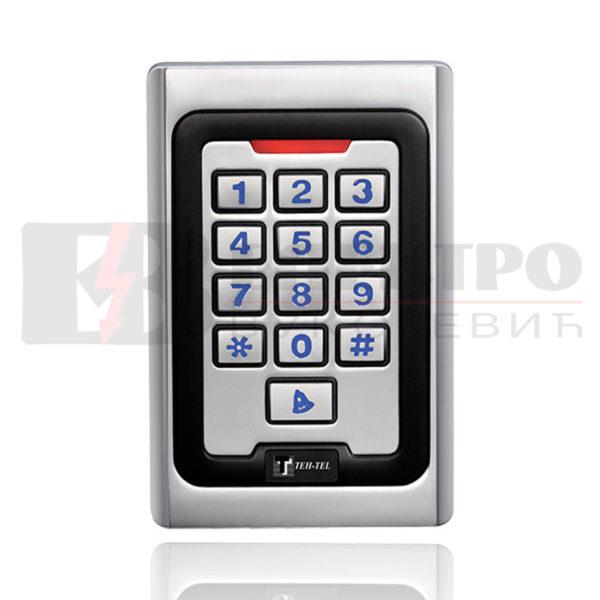 Šifrator – čitač ID kartica metalni K5 antivandal Elektro Vukojevic