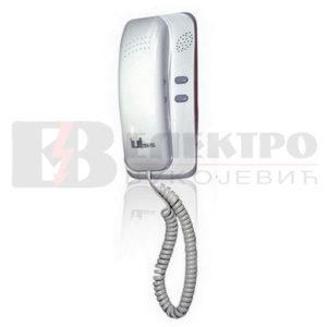 Slušalica interfonska S4 bijela Elektro Vukojevic