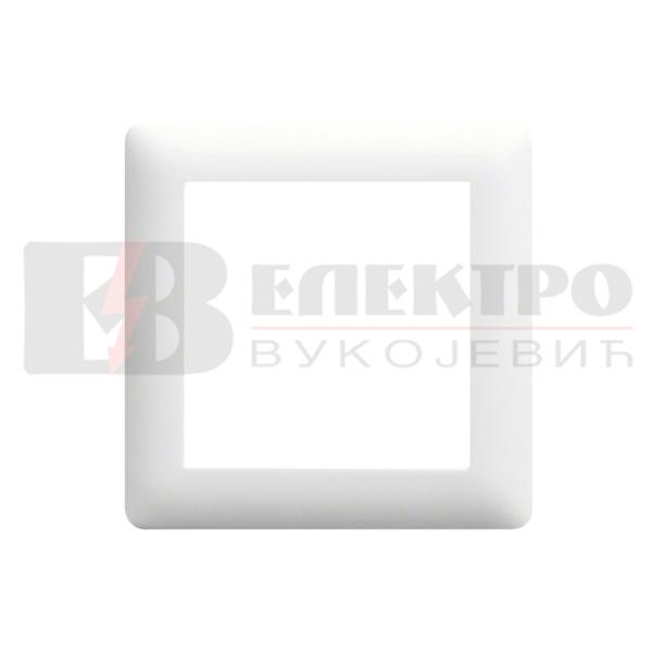 Okvir 1-struki Hager Lumina bijela
