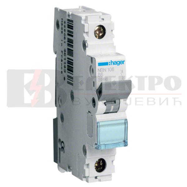 Osigurač automatski 1p 32A MT110 Hager elektro vukojevic