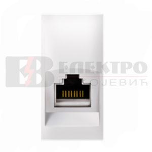 Priključnica komunikacijska sa Keystone modulom 1M Elektro Vukojevic