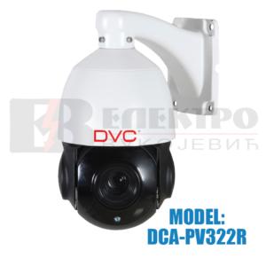 Upravljiva AHD 2.0 video kamera 1080p rezolucije