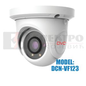 Dome IP kamera rezolucije 2Mpx