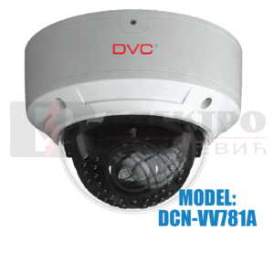 Dome IP video kamera rezolucije 8Mpx