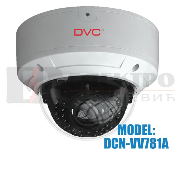 Dome IP video kamera rezolucije 8Mpx