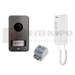Urmet 1122/601 audio interfonski SET za jednog korisnika