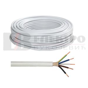 Kabal/kabel-provodnik PP-Y 5x1.5