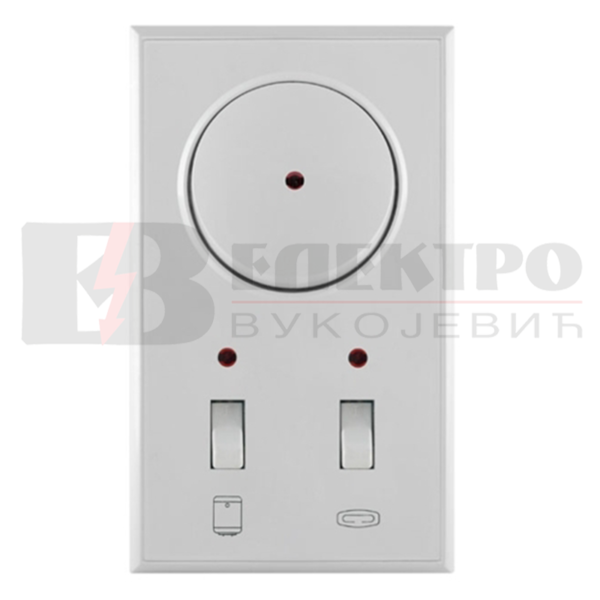 Indikator vertikalna sklopka za kupatilo 16AX-250V