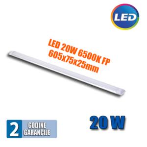 LED lampa/svjetiljka 20W 6500K