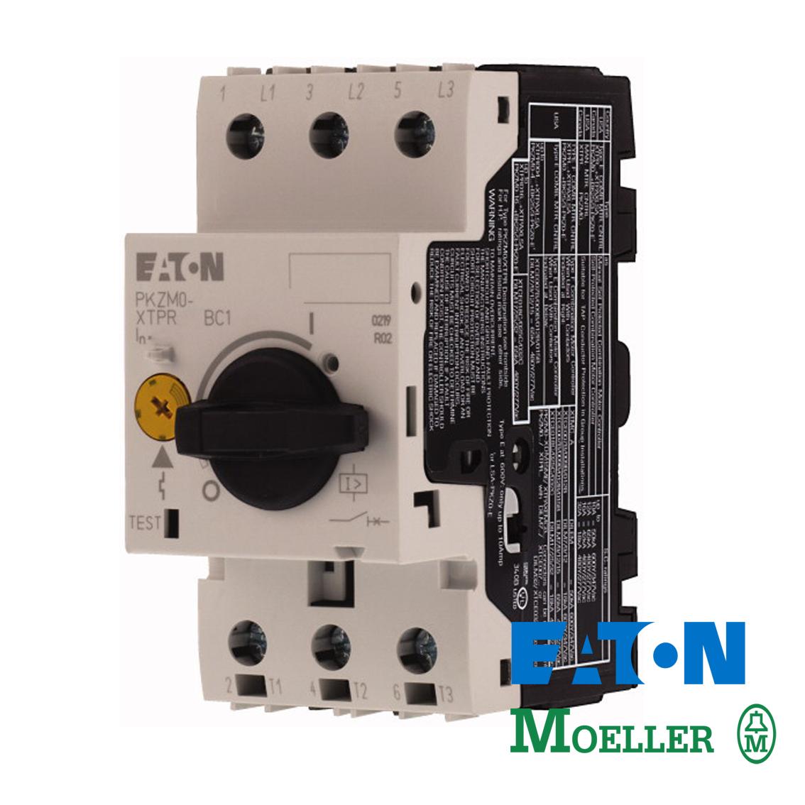 Motorni zaštitni prekidač PKZM0-6,3 Eaton-Moeller Elektro Vukojevic