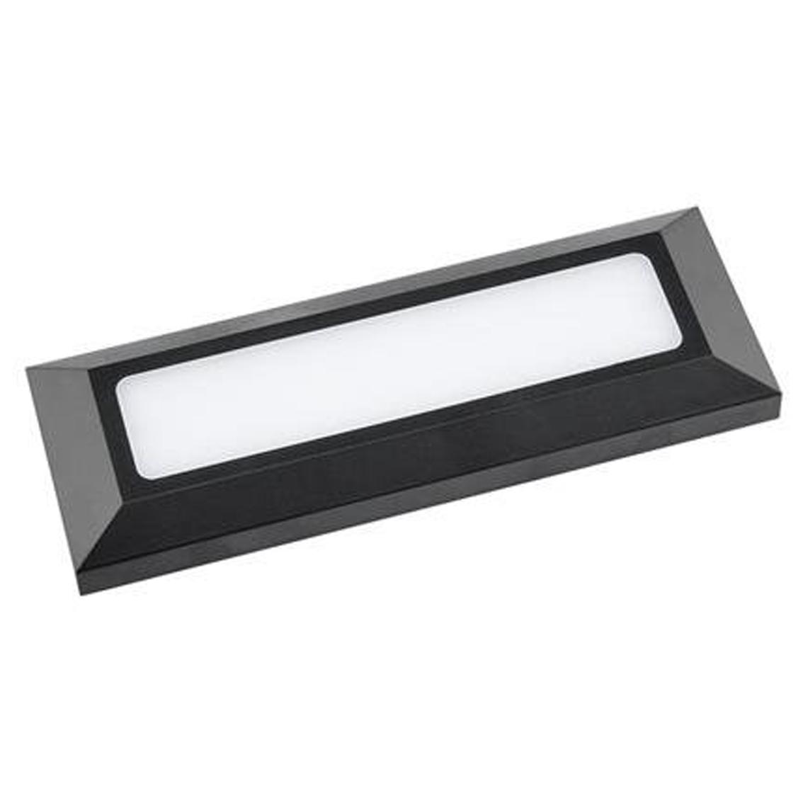 Univerzalna LED svetiljka HL GURGEN Crna Horoz Elektro Vukojevic