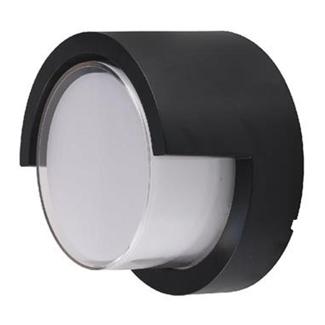 Univerzalna LED svjetiljka HL SUGA-12 RC Crna Horoz Elektro Vukojevic