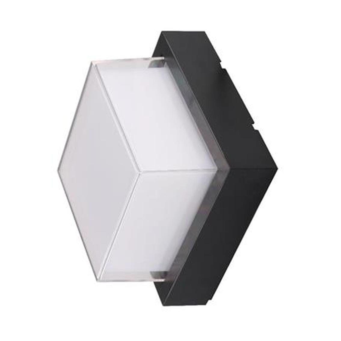 Univerzalna LED svjetiljka HL SUGA-12 SO Crna Horoz Elektro Vukojevic