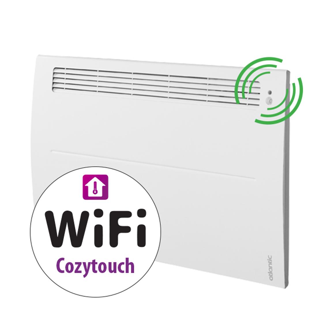 Konvektor Altis Ecoboost + WiFi 1000W Atlantik Elektro Vukojevic